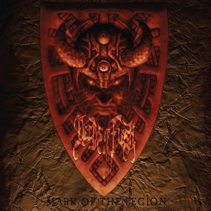 DEEDS OF FLESH - MARK OF THE LEGION (CD)