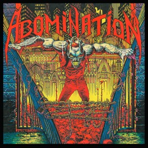 ABOMINATION - ABOMINATION (LP)