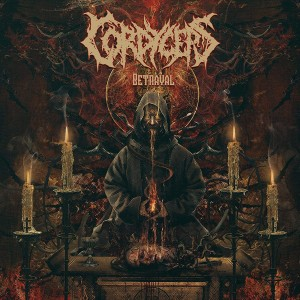 CORDYCEPS - BETRAYAL (CD DIGIPACK)