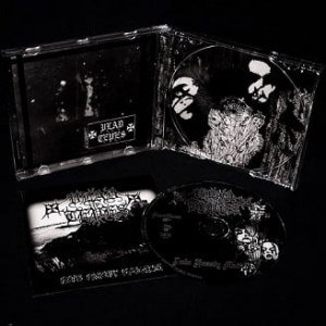 VLAD TEPES - INTO FROSTY MADNESS (CD)