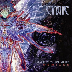 CYNIC - TRACED IN AIR REMIXED (CD DIGIPACK)