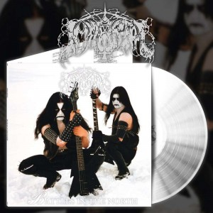 IMMORTAL - BATTLES IN THE NORTH (LP WHITE VINYL LIMIT 300 COPIES)