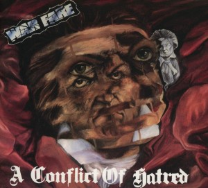 WARFARE - CONFLICT OF HATRED (CD DIGIPACK)