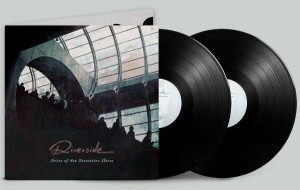 RIVERSIDE - SHRINE OF NEW GENERATION OF SLAVES (2LP GATEFOLD BLACK VINYL)