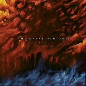 THE GREAT OLD ONES - EOD: A TALE OF DARK LEGACY (CD DIGIPACK)