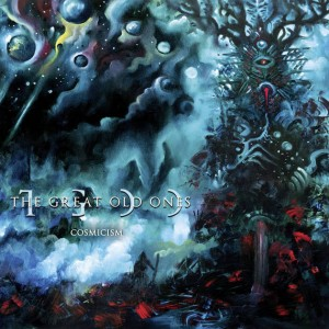THE GREAT OLD ONES - COSMICISM (CD DIGIPACK)