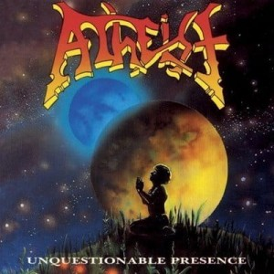 ATHEIST - UNQUESTIONABLE PRESENCE (LP BLACK VINYL LIMIT 150 COPIES)