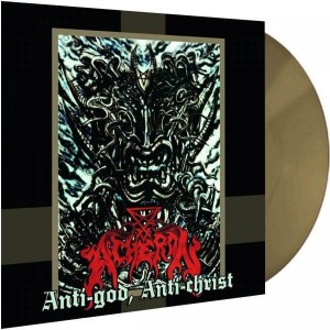 ACHERON - ANTI-GOD ANTI-CHRIST (LP GOLD VINYL LIMITED EDITION)