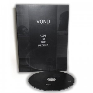 VOND - AIDS TO THE PEOPLE (CD DIGIPACK A5)