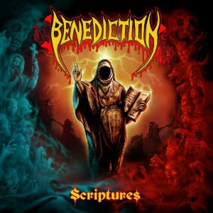 BENEDICTION - SCRIPTURES (2LP GATEFOLD BLACK VINYL)