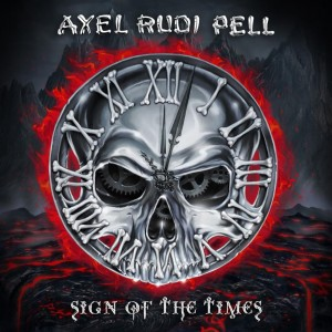 AXEL RUDI PELL - SIGN OF THE TIMES (CD DIGIPACK)