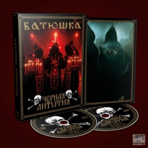 BATUSHKA - BLACK LITURGY (CD + DVD A5 DIGIPACK)
