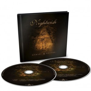 NIGHTWISH - HUMAN NATURE (2CD DIGIBOOK)