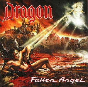 DRAGON - FALLEN ANGEL (CD)