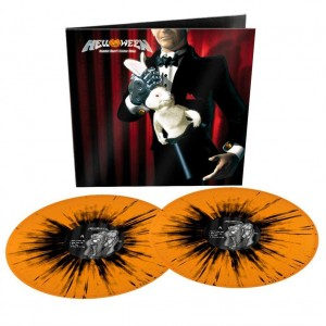 HELLOWEEN - RABBIT DON'T COME EASY (2LP GATEFOLD SPLATTER VINYL)