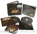 GRAVE - ENDLESS PROCESSION OF SOULS (2CD BOX LIMITED)