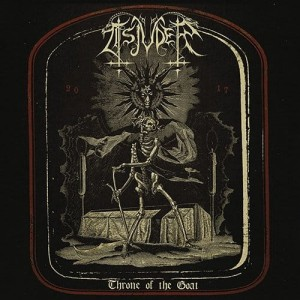 TSJUDER - THRONE OF THE GOAT 1997-2017 20TH ANNIVERSARY (LP)