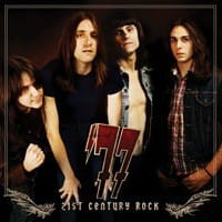 77 - 21st CENTURY ROCK (CD)