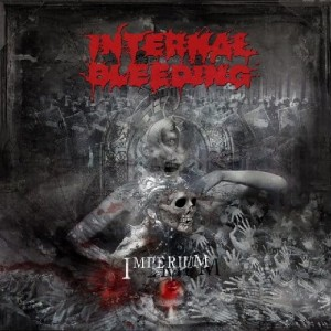 INTERNAL BLEEDING - IMPERIUM (CD)