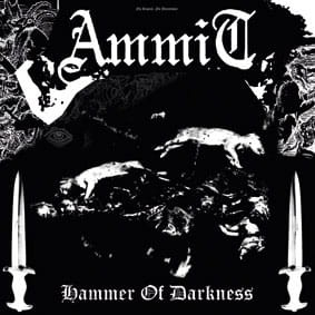 AMMIT - HAMMER OF DARKNESS (LP LIMIT 500 COPIES)
