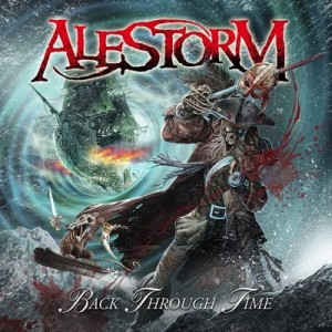 ALESTORM - BACK THROUGH TIME (CD)