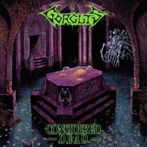 GORGUTS - CONSIDERED DEAD (CD DIGIPACK)