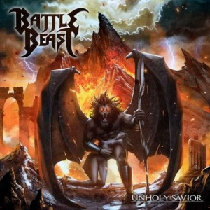 BATTLE BEAST - UNHOLY SAVIOR (CD)