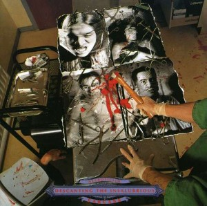 CARCASS - NECROTICISM-DESCANTING THE INSALUBRIOUS (LP)