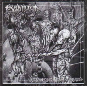 EXHUMED - GARBAGE DAZE RE-REGURGITATED (CD)
