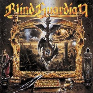 BLIND GUARDIAN - IMAGINATIONS FROM THE OTHER SIDE (CD)
