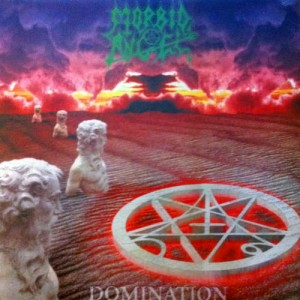 MORBID ANGEL - DOMINATION (LP)