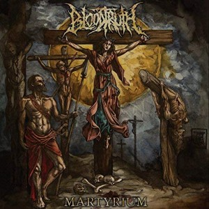 BLOODTRUTH - MARTYRIUM (CD)