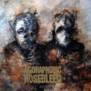 AGORAPHOBIC NOSEBLEED - ARC (CD)