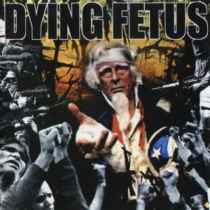 DYING FETUS - DESTROY THE OPPOSITION (LP)