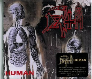 DEATH - HUMAN (2CD DELUXE ANNIVERSARY EDITION)