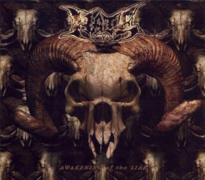HATE - AWAKENING OF THE LIAR (CD)