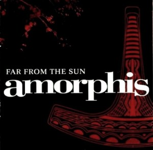 AMORPHIS - FAR FROM THE SUN (CD)