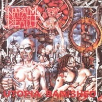 NAPALM DEATH - UTOPIA BANISHED (LP)