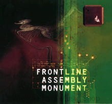 FRONT LINE ASSEMBLY - MONUMENT (CD)
