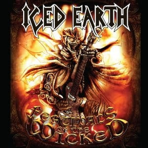 ICED EARTH - FESTIVALS OF THE WICKED (CD)