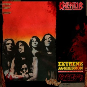 KREATOR - EXTREME AGGRESSION (3LP 180g GATEFOLD)