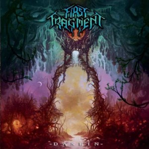 FIRST FRAGMENT - DASEIN (CD)