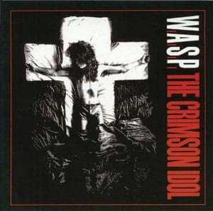 W.A.S.P. (WASP) - THE CRIMSON IDOL (CD DIGIPACK)