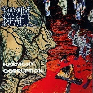 NAPALM DEATH - HARMONY CORRUPTION (CD JEWELCASE)