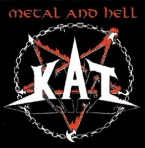 KAT - METAL AND HELL (CD)