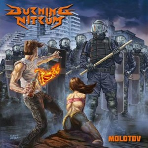 BURNING NITRUM - MOLOTOV (CD)
