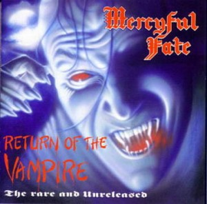 MERCYFUL FATE - RETURN OF THE VAMPIRE (CD DIGIPACK)