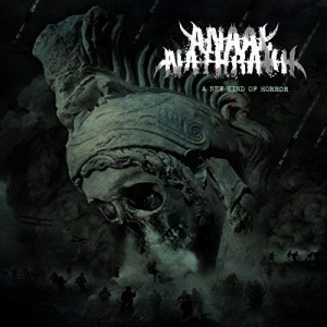 ANAAL NATRAKH - A NEW KIND OF HORROR (CD)
