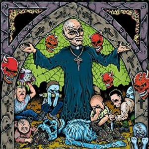 AGORAPHOBIC NOSEBLEED - ALTERED STATES OF AMERICA (CD)