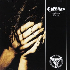 CORONER - NO MORE COLOR (CD)